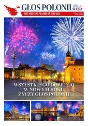 Głos Polonii w USA   The Voice of Polonia in the USA   Styczeń 2021