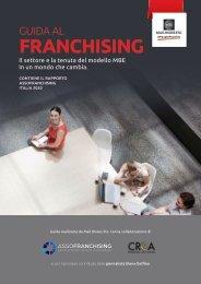 Guida Franchising MBE 2020