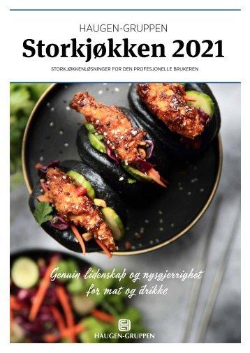Haugen-Gruppen Storkjøkken 2021