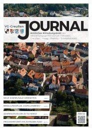 Creußen Journal Ausgabe 1 Januar 2021