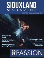 Siouxland Magazine - Volume 3 Issue 1 - version 2