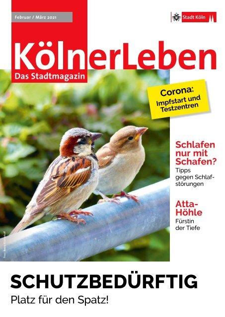 KölnerLeben Februar/März 2021