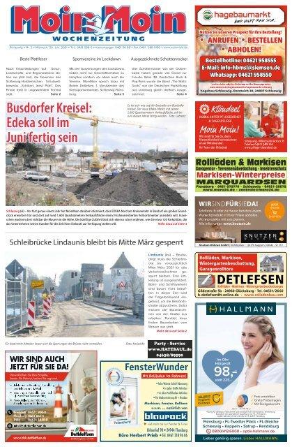 MoinMoin Schleswig 03 2021