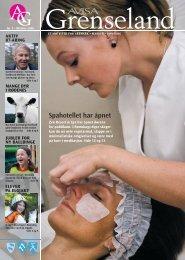 Avisa Grenseland nr. 5 2008 - Byline