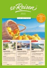 Top Reise-Angebote - Beilage Januar 2021 Region Dresden