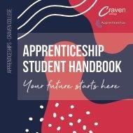 Apprenticeship Student Handbook