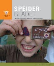 speider - Norges KFUK-KFUM-speidere