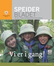 peider? - Norges KFUK-KFUM-speidere