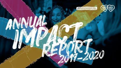 Annual Impact Report 2019-20