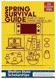 CW Spring Survival Guide 2021