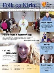Bli med på - Den norske kirke i Haugesund