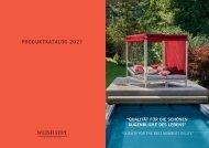 2021 WEISHÄUPL Katalog by www.gardener.at