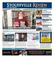 Stouffville Review, February 2021