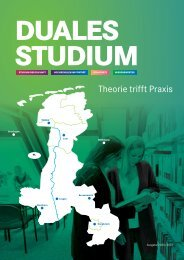Duales Studium - Theorie trifft Praxis