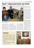 Nr. 1 - Vaksdal kyrkjelege fellesråd - Den norske kyrkja - Page 6