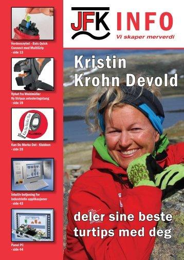 Trykk på link til JFK Info 2-2009 - Sivilingeniør JF Knudtzen AS