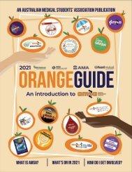 AMSA Orange Guide 2021
