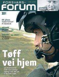 2004 - Forsvarsforum