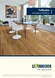Leyendecker - Parkettboden-Kollektion