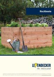 Leyendecker - Hochbeete