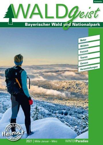 Waldgeist Winter 2021