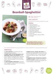 Alnatura vegane Rezepte für Wochenplan Nr. 4