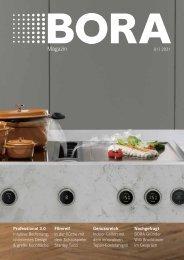 BORA Magazin 01|2021 – Deutsch