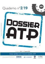 Quaderno n°2/19 - Dossier ATP