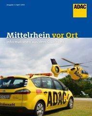 Mittelrhein vor Ort, Ausgabe 01/2018