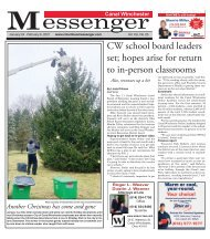 Canal Winchester Messenger - January 24th, 2021