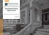 Equity Providers A5 Flyer
