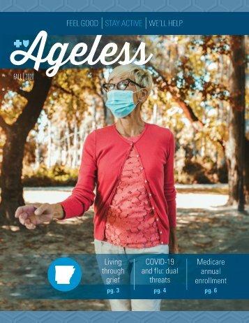 Ageless magazine Fall 2020