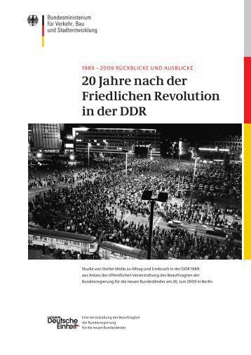 20 Jahre nach der Friedlichen Revolution in der DDR - DDR Museum