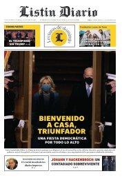 Listín Diario 24-01-2021