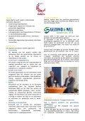 Nieuwsbrief Monitoring Platform Arbodienstverlening (MPA) - Cedris - Page 4