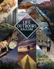 Life Outdoors Magazine Jan/Feb 2021(Vol. 2: Issue 1)