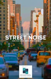 Street Noise! - Katahj Copley