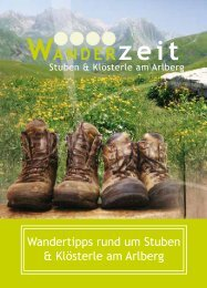 Wanderzeit