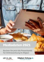 Mediadaten Powerkombi: all-in.de und allgäuer-zeitung.de