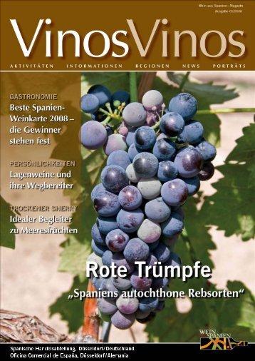 PDF 2,1 MB - Wein aus Spanien