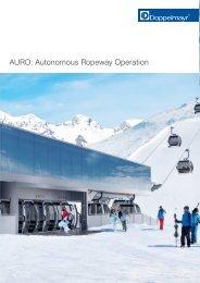 AURO - Autonomous Ropeway Operation [DE]