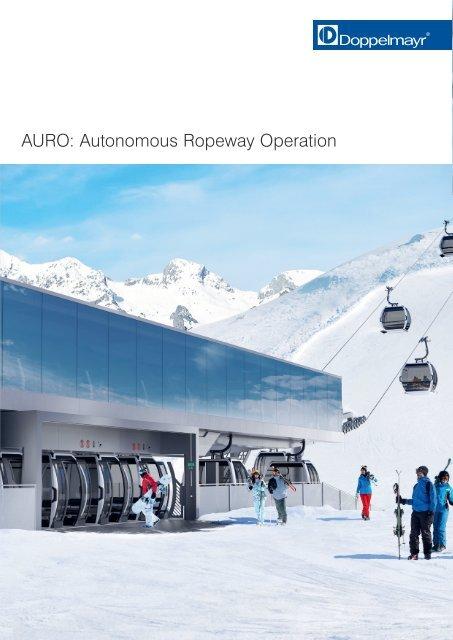 AURO: Autonomous Ropeway Operation [DE]