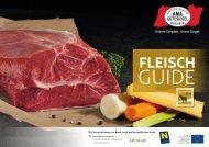 Fleischguide Alpenvorland Rind