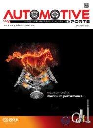Automotiv Exports December 2020