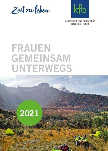 Reiseheft kfb_ooe 2021