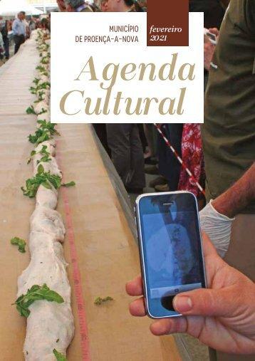 Agenda Cultural de Proença-a-Nova - Fevereiro 2021