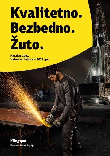 Katalog 2021 - Serbien