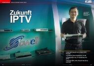Receiver Hersteller Sowell expandiert in IPTV - TELE-satellite ...