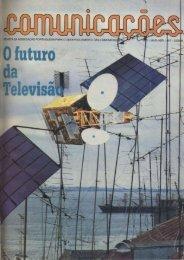 COMUNICAÇÕES 11 - O futuro da televisão (1987)
