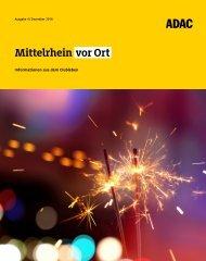 Mittelrhein vor Ort, Ausgabe 04/2018